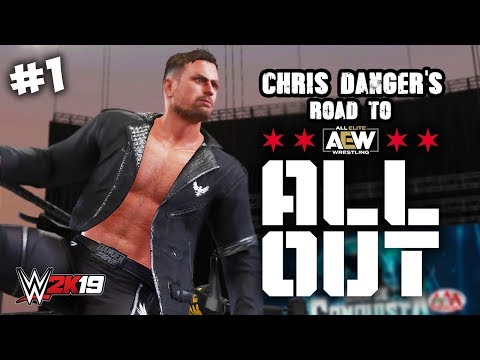 A NEW PATH!! | WWE 2K19 Chris Danger's Road To All Out #1