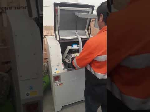Pulverizador de amostras Rocklabs RM1000