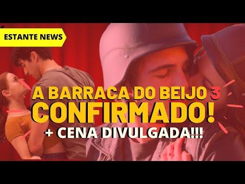 A BARRACA DO BEIJO 3 confirmado! + novidades BOMBÁSTICAS! Data de estreia, cena inédita e mais!