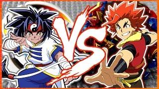 [Ray's Path] Driger S .H.F vs Xeno Xcalibur .M.I - BATALHA BEYBLADE BURST!! ベイブレードバースト