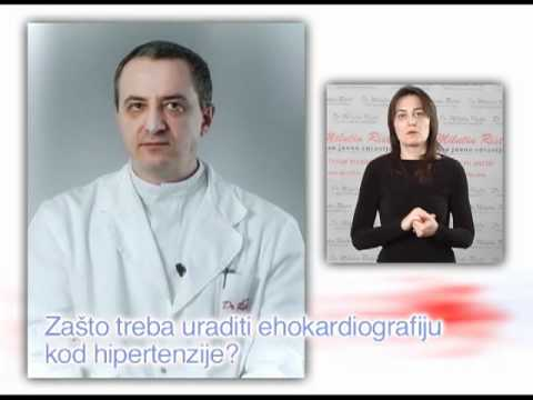Znaci ispred hipertenzije