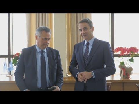 Κυρ. Μητσοτάκης: «Στηρίζουμε ανεπιφύλακτα την επένδυση στο λιμάνι του Πειραιά»