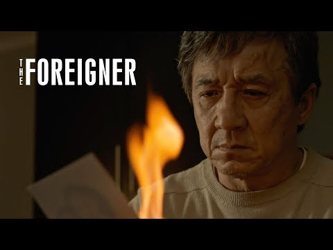 The Foreigner (TV Spot 'No Idea')