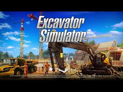 Trailer VO de Excavator Simulator