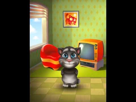 [My Talking Tom] Matematiğin kolay olduğunu düşünen çarpılmış kedi QWE:QWE