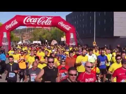 Vídeo de la salida de 5 y 10km