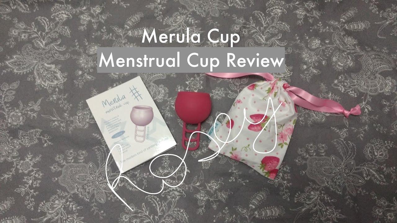 Merula Cup - Menstrual Cup Review