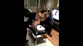 Gipsy Night Trio-Kint kopog az eső