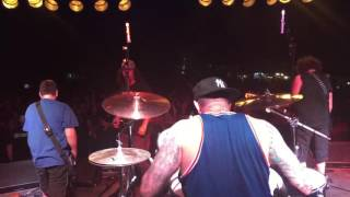 "DRI ""I Don't Need Society' live at Amnesia Rockfest 2016"