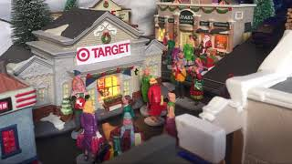 2018 Claires Christmas Village