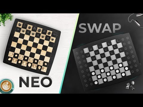 Square Off NEO & SWAP: Smart Automated Board GamesNEO-GadgetAny