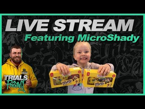 Trials Rising - MicroShady Stream