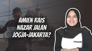 WOW TODAY: Video Pria Blora Jalan Kaki Jogja-Jakarta Gantikan Nazar Amien Rais