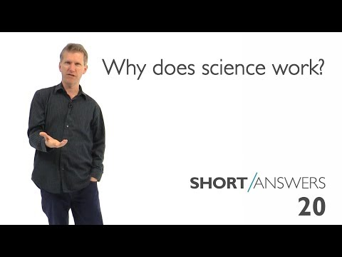 Why does science work?  |  Andy Bannister