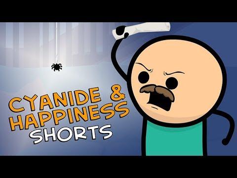 Pavouk kamarád