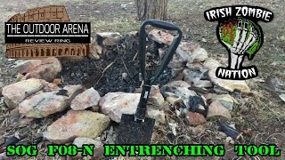 SOG F08-N Entrenching Tool - The Outdoor Arena