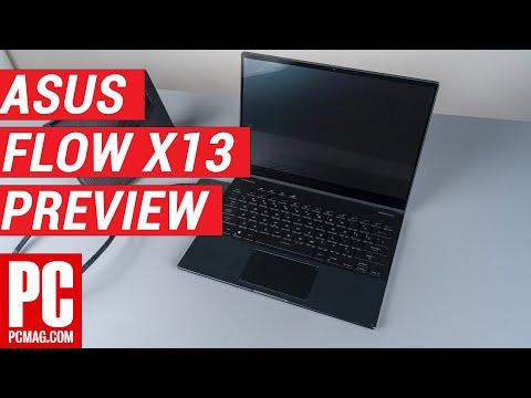 External Review Video K_bK-UvkS5M for ASUS ROG Flow X13 GV301 2-in-1 Gaming Laptop
