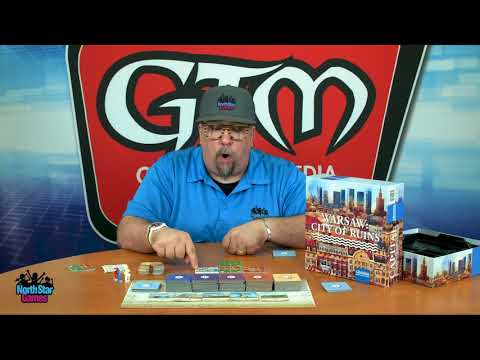 How to Play: Warsaw: City of Ruins by North Star Games