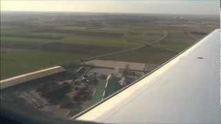 preview picture of video 'Pouso  Aeroporto de Munich  -  MUC   - Lufthansa - Alemanhã'