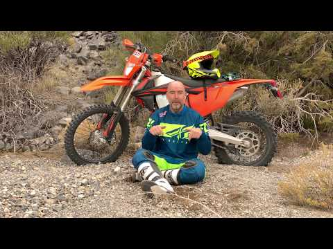 2019 KTM 350 EXC F Riding Impression