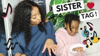 QUI DANSE LE MIEUX SUR SHAINA ? | SISTER TAG | HONEYSHAY