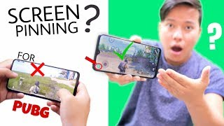 What is Screen Pinning ? How to use on any Android Smartphone ? | Useful For PUBG Mobile Game