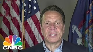 Gov. Andrew Cuomo: Trump's Tax Plan Is An 'Utter Devastation' For State | Squawk Box | CNBC