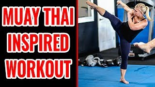 Fat Shredder Kickboxing Workout with Michael Zhang by Criticalbench