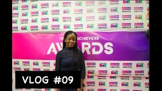 VLOG #09 ISSA WIN | YOUNG ACHIEVERS AWARD