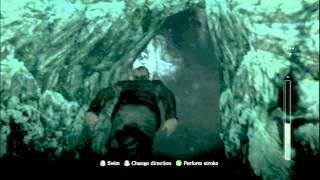 Resident Evil 6 Walkthrough (Leon Campaign) Pt. 15 - OH NO HE GOT ME!