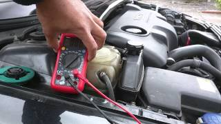 How To Test Coolant / Antifreeze.  Part 2 After a Coolant Change