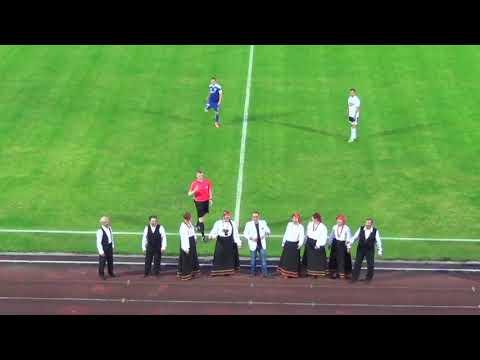 Комичная ситуация с хором на футболе во Владимире