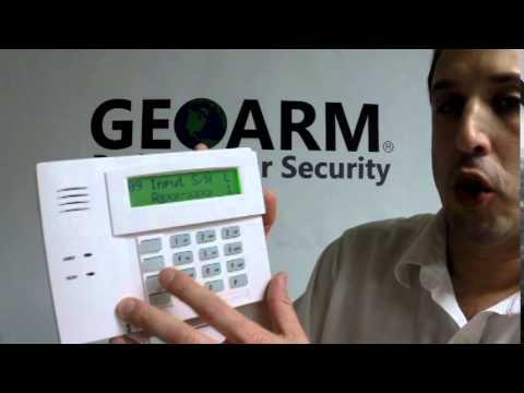 Honeywell Vista 20P : How to Program a 5800PIR Wireless Motion Detector using a 6160rf