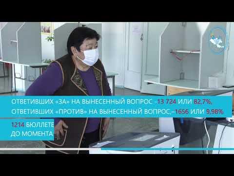 КР БШК 2021-жылдын 11-апрелиндеги «Кыргыз Республикасынын Конституциясы жөнүндө» Кыргыз Республикасынын Мыйзамы боюнча референдумдун натыйжаларын аныктады