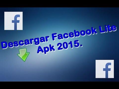 facebook lite en español descargar para pc