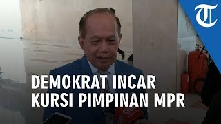 Turut Incar Kursi Ketua MPR, Demokrat Singgung Kemesraan dengan PDIP di Tahun 2009