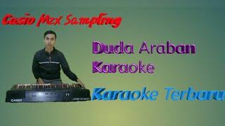 DUDA ARABAN TANPA Kendang Buat Kendangers INDONESIA | CASIO MZX 300 Sampling Keyboard