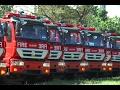 GOOD NEWS; 76 Na Fire Truck Mula Sa Austria Dumating Na Sa Bansa.