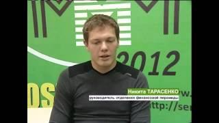 ТВ посетило офис МММ-2012 в Новосибирске.