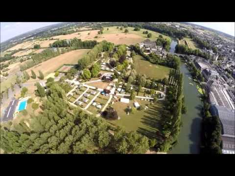 Camping du Lude - video drone