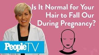 Rambut Rontok Saat Hamil? Tidak Perlu Panik! Cari Tahu Penyebabnya di sini