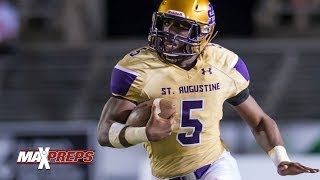 Leonard Fournette (LSU) high school football highlights