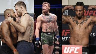 Миочич vs. Кормье 3, возвращение в UFC Конора МакГрегора, следующий бой Грега Харди
