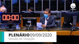 Plenário - Discussão e votação de propostas - 09/09/2020 10:30
