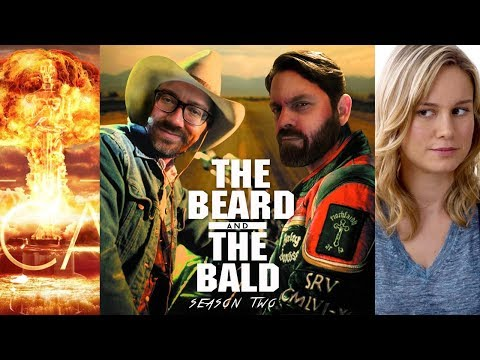 The Beard & The Bald - Brie Larson, Oscars, TV in 2019 & more!