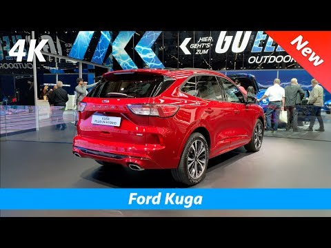 Ford Kuga 2020 (Vignale) - first look in 4K | Interior - Exterior