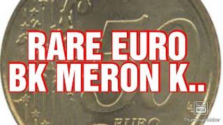 50 CENTS EURO N NABEBENTA NG MAHAL BAKA MERON KA?