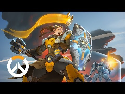 Brigitte Lindholm is the Next Overwatch Hero