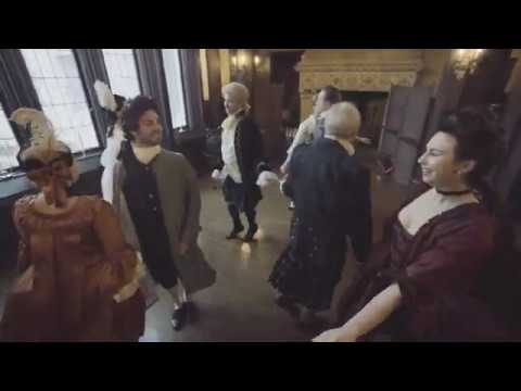 Video from the 18th century ball my dance partner, Chris Wilson, and I hosted.