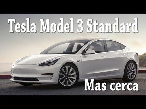 , title : 'Tesla Model 3 Standard, mas cerca'